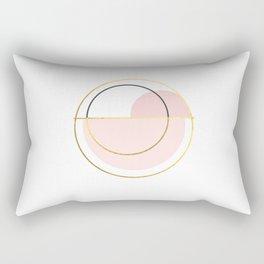Good Luck Rings Rectangular Pillow