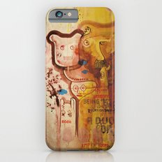 Why Does Jesus Have A Mexican Name iPhone 6s Slim Case
