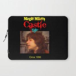 Magic Mike's Castle (Retro 1990 Version) Laptop Sleeve