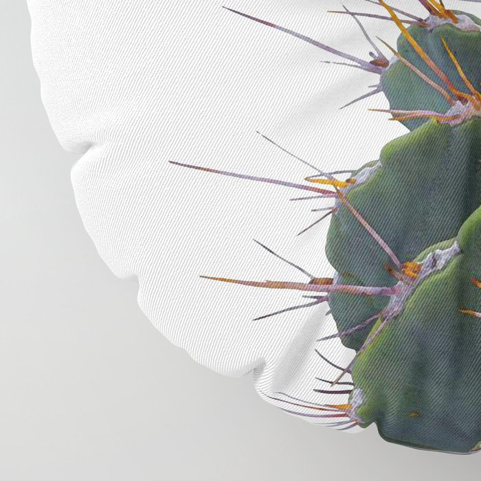 Cactus Flower Floor Pillow
