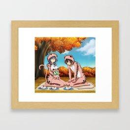 Gruvia - Frosh Framed Art Print