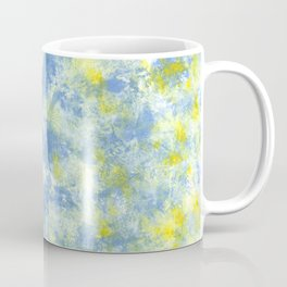 Spongey Spatter Coffee Mug
