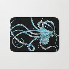 Drunk Octopus Bath Mat