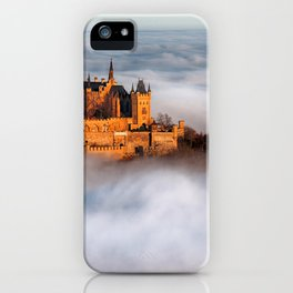 Breathtakingly Historic Hohenzollern Castle Baden-Württemberg Germany Europe Ultra HD iPhone Case