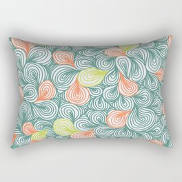 Doodles Rectangular Pillow