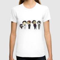 durarara T-shirts featuring Awakusu lineup by charmaise