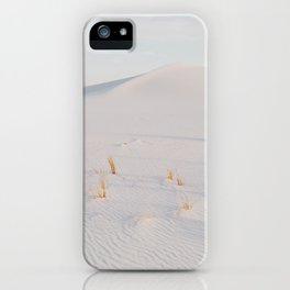 White Sands National Monument iPhone Case