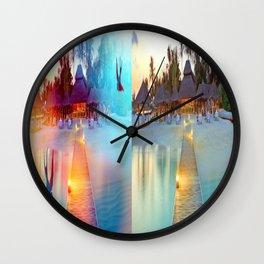 Islander Wall Clock