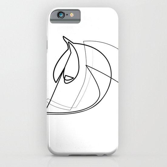 Pony line iPhone & iPod Case
