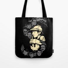 Holmes and Watsons Tote Bag