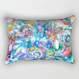 Abstract 22 Rectangular Pillow
