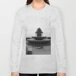 Pineapple Fountain Charleston River Park Long Sleeve T-shirt