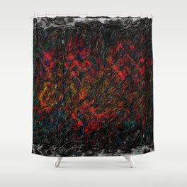 Weaveworld 013 Finders Keepers Shower Curtain