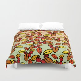 Fallish Duvet Cover