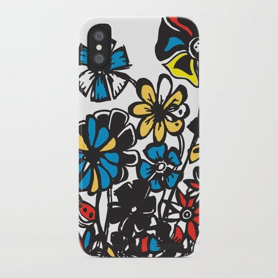 Bouquet - Skal iPhone Case