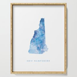 New Hampshire Serving Tray