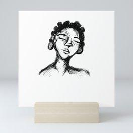 Coiled Mini Art Print