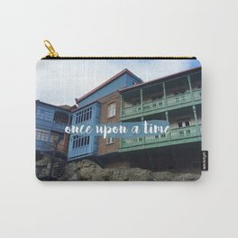 Once upon a time // #TravelSeries Carry-All Pouch
