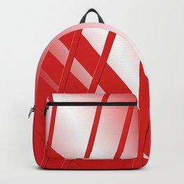 Thunderbird Orange Strings Backpack
