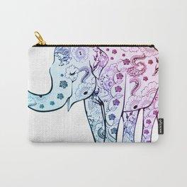 Art Elephant Carry-All Pouch