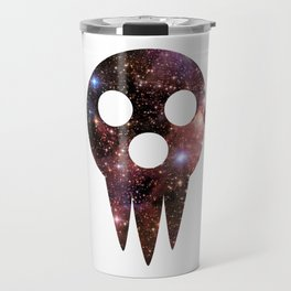 soul eater: lord death mask space Travel Mug