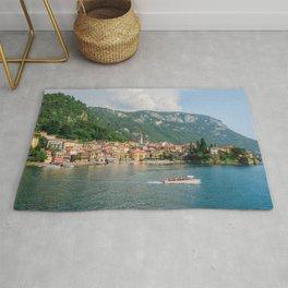 Bellagio in Lake Como Italy Rug