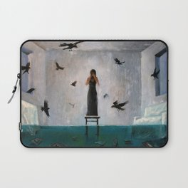 Crows Laptop Sleeve