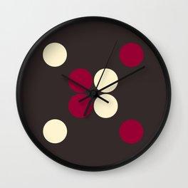 DOTS TTY N14 Wall Clock