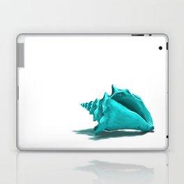 Aura the Seashell - illustration Laptop & iPad Skin