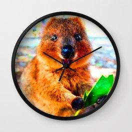 CUTE VELOCE Wall Clock