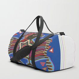Panama Molas Duffle Bag