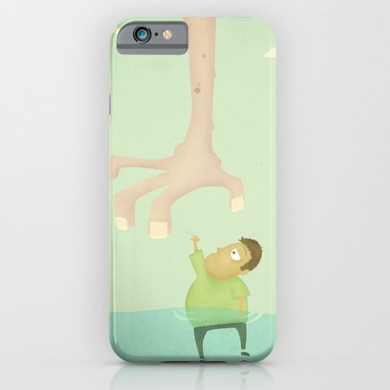 You're Not What I Expected  iPhone & iPod Case