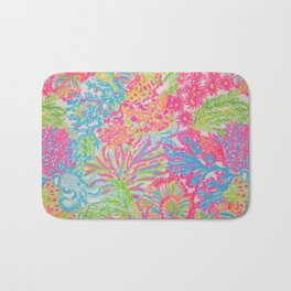 Inspired by lilly Bath Mat