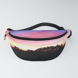 Wisconsin Sunset Fanny Pack