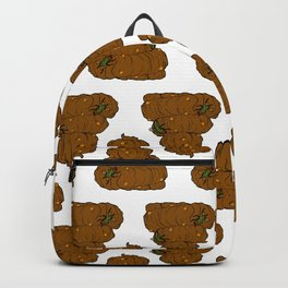 Poop & Flies Backpack