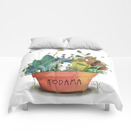 Kodama Comforters