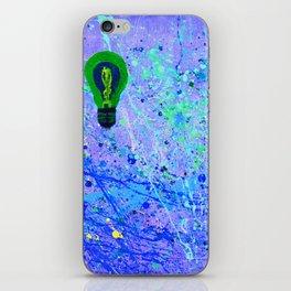 Neonpop iPhone Skin