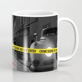 Crime scene do not enter Coffee Mug