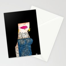 Black Mamba Stationery Cards