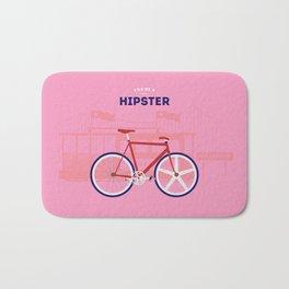Hipster Bath Mat