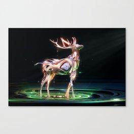 Vestige-3-36x24 Canvas Print