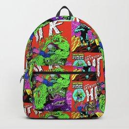 MONSTER FIGHT Backpack