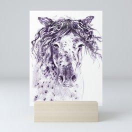 Pink Pony Mini Art Print