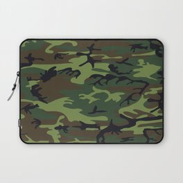 Army Camouflage Laptop Sleeve