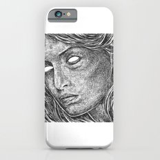 Without eyes iPhone 6s Slim Case