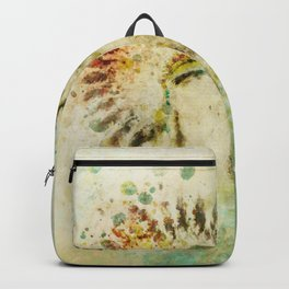 BOHO Headdress Backpack