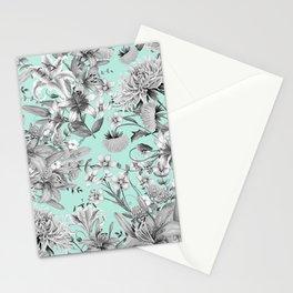 FLORAL GARDEN 6 Stationery Cards