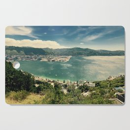 The Wind and the Waves Cutting Board