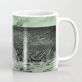 Downtown Detroit Coffee Mug