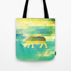 Orion Rhino Tote Bag